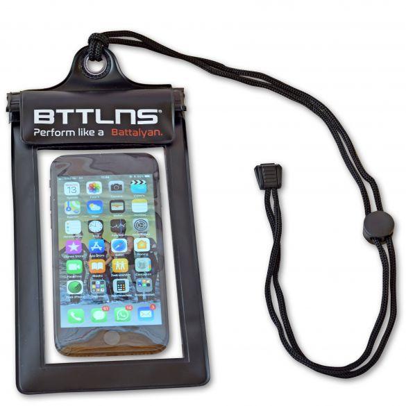 BTTLNS Waterdichte telefoonhoes Iscariot 1.0 zwart  0317011-023