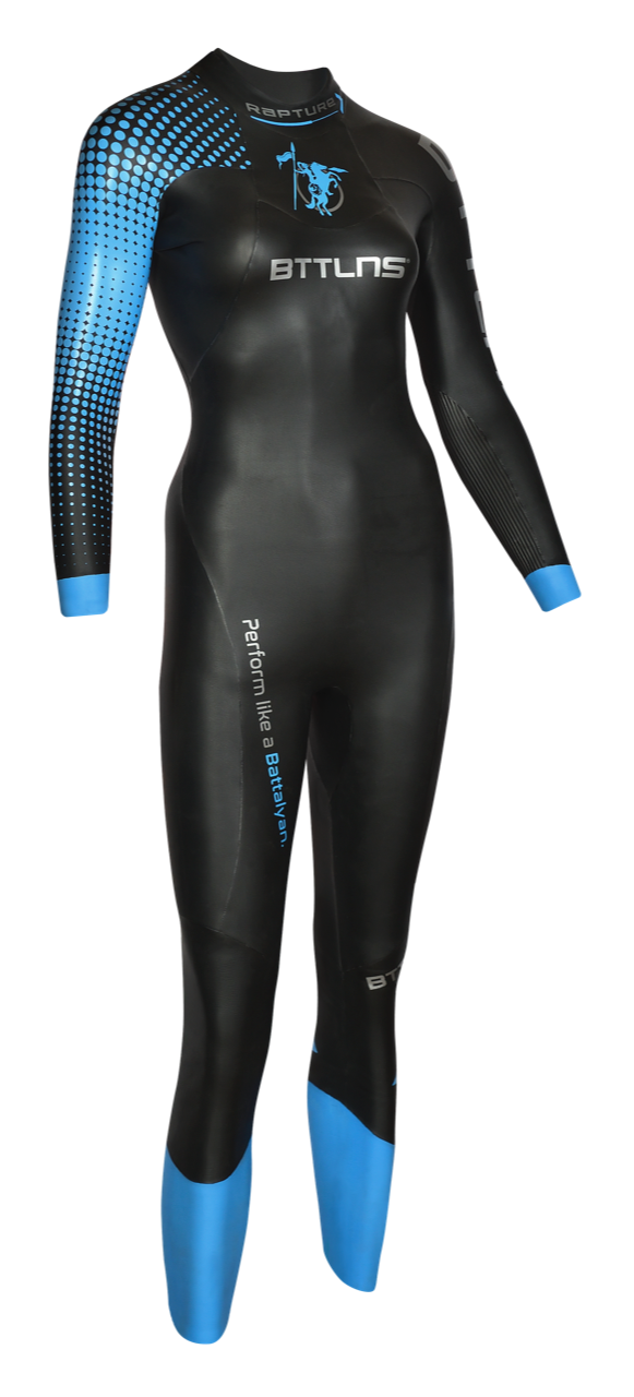 BTTLNS Goddess demo wetsuit Rapture 1.0 maat M  0118006-159DEMOM