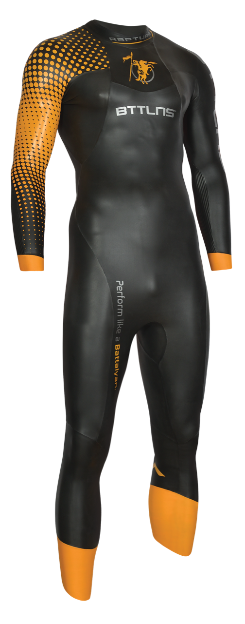 BTTLNS Gods demo wetsuit Rapture 1.0 maat MT  0118007-034DEMO