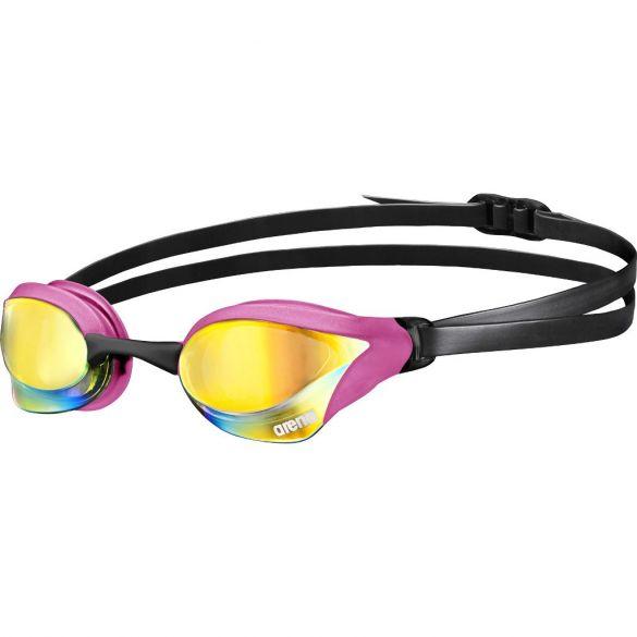 Arena Cobra Core mirror zwembril revo/roze  AA1E492-995