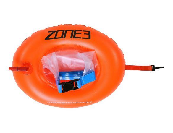 Zone3 Buoy/Dry bag donut oranje  SA18SBDO113
