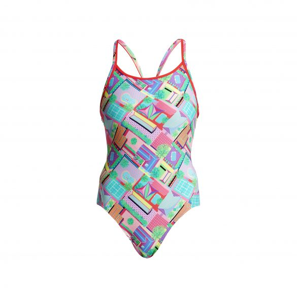 Funkita Street view diamond back badpak dames  FS11L02057