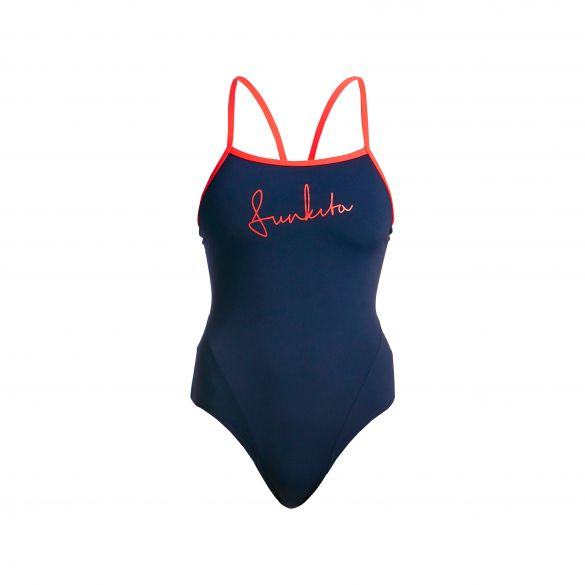 Funkita Ocean fire single strap badpak dames  FS15L02324