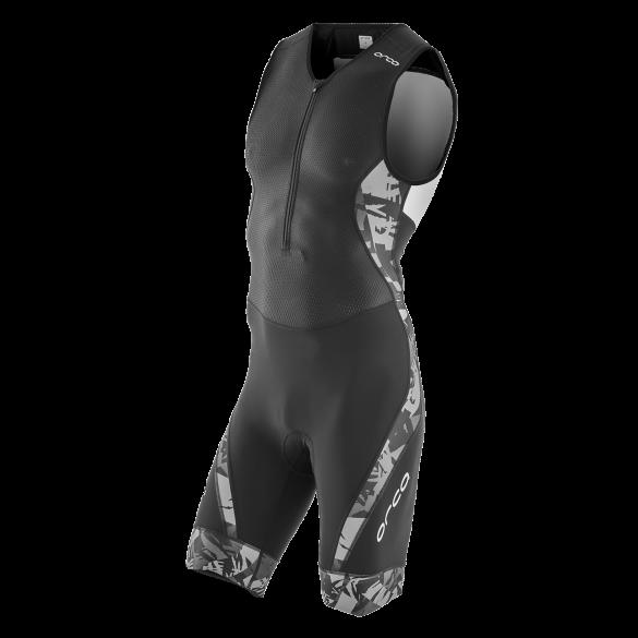 Orca 226 kompress race trisuit mouwloos zwart heren  HVD002VRR