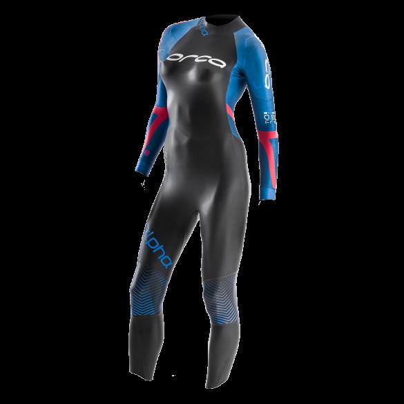 Orca Alpha fullsleeve wetsuit dames  HVN7