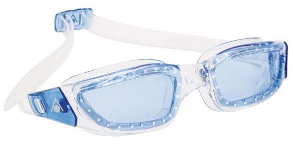 Aqua Sphere Kameleon blauwe lens zwembril zilver/blauw  AS183200