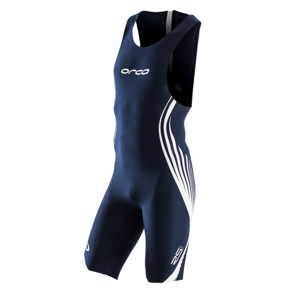 Orca RS1 swimskin blauw heren  HVSA04