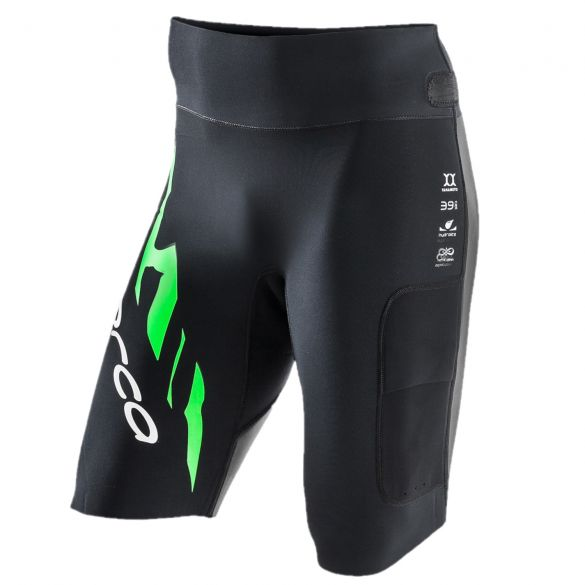 Orca Swimrun Core neopreen short heren  HVW501