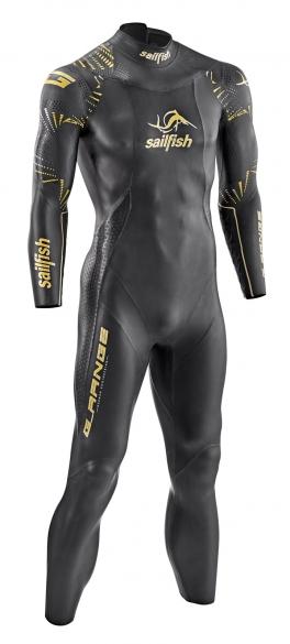 Sailfish G-Range fullsleeve wetsuit heren   SL1341