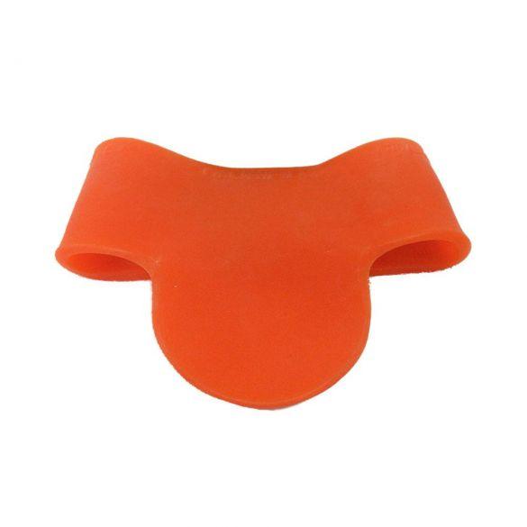 Mugiro wetsuit nekbeschermer oranje  MSN S001