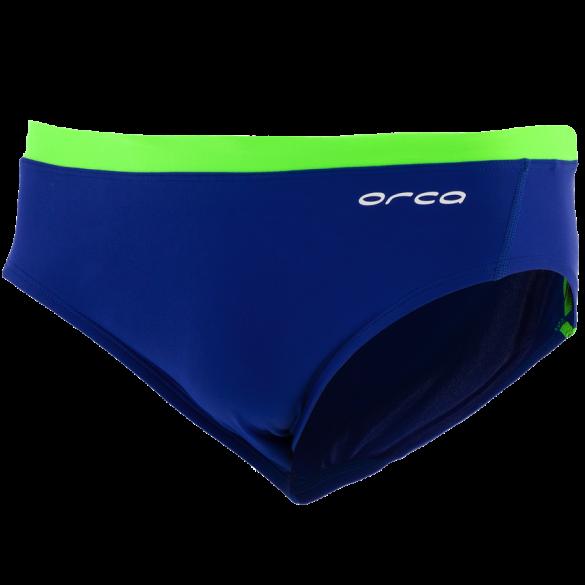 Orca Core brief blauw/groen heren  DVS484