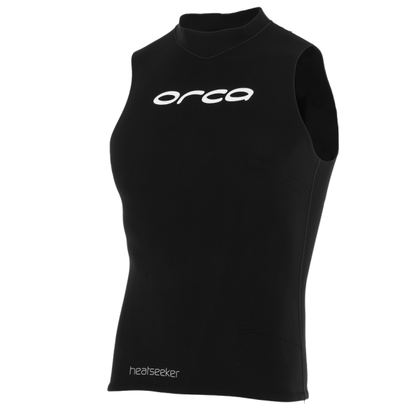 Orca Heatseeker vest neopreen mouwloos ondershirt unisex  AVA801