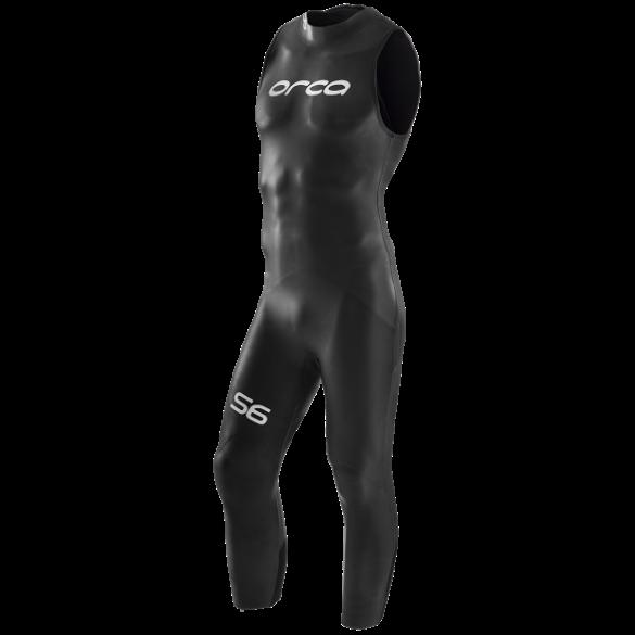 Orca S6 sleeveless wetsuit heren  FVNK