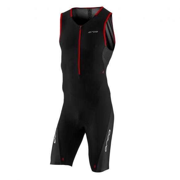 Orca 226 kompress race trisuit mouwloos zwart heren  KP1286
