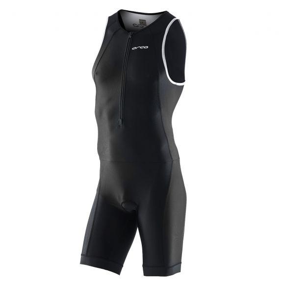Orca core basic race trisuit mouwloos zwart heren  KC1301