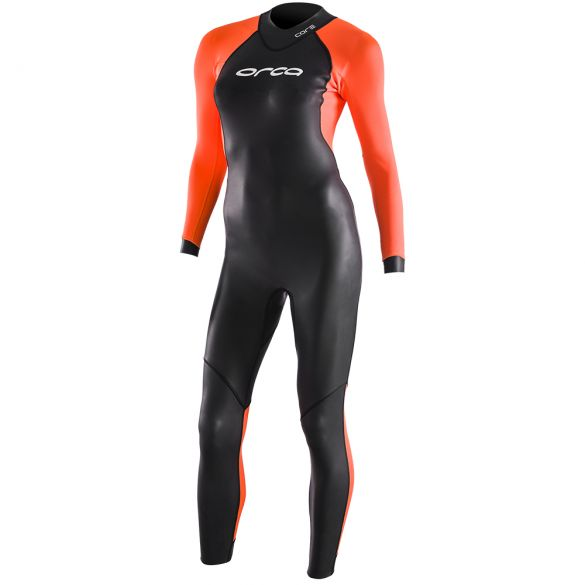 Orca Core openwater lange mouw wetsuit dames  LN67