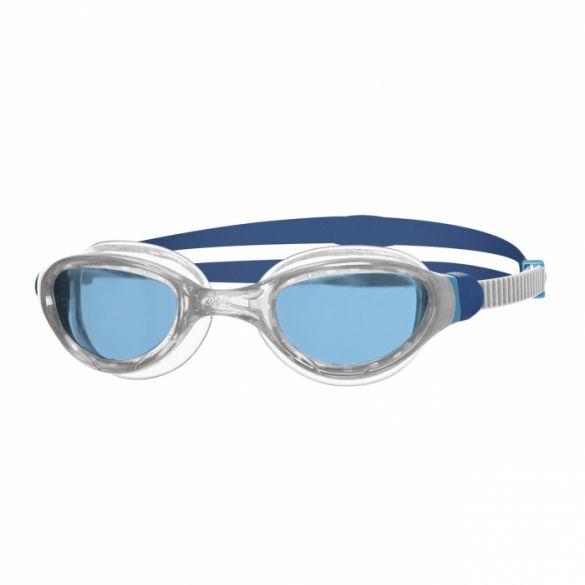 Zoggs Phantom 2.0 zwembril grijs/blauw - blauwe lens  303516
