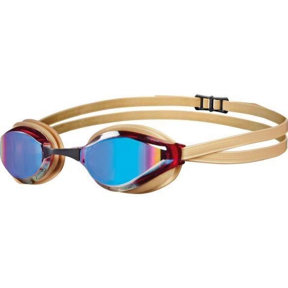 Arena Python mirror zwembril goud  AA1E763-34