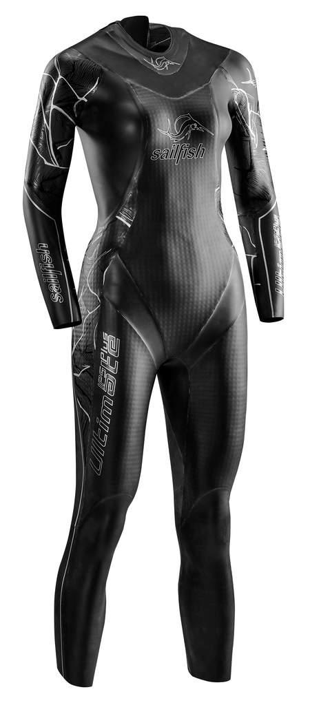 Sailfish Ultimate IPS fullsleeve wetsuit dames  SL5622