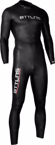BTTLNS Gods demo wetsuit Shield 1.0 maat L  0117001-023-DEMO-L
