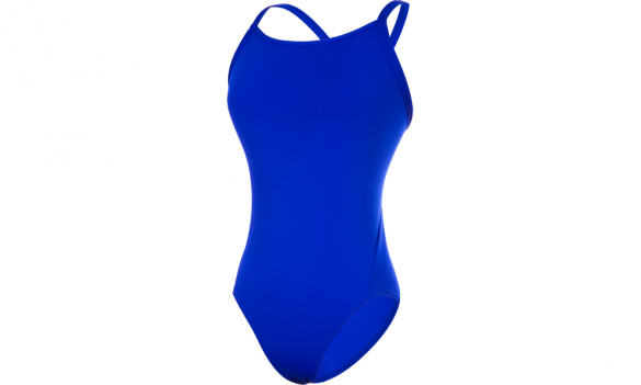 Funkita Still blauw diamond back badpak dames  FS11L00469