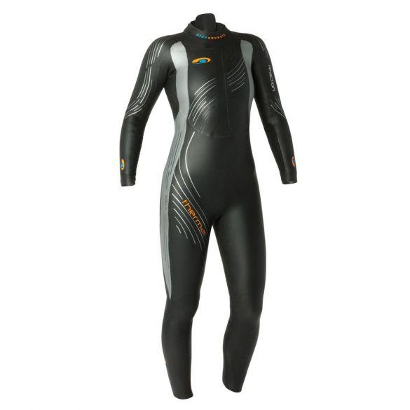 Blueseventy Thermal Reaction wetsuit dames  WSTRS-18-BLK-W