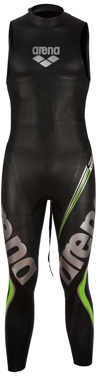 Arena Triathlon carbon mouwloos wetsuit heren  AR2A944-50
