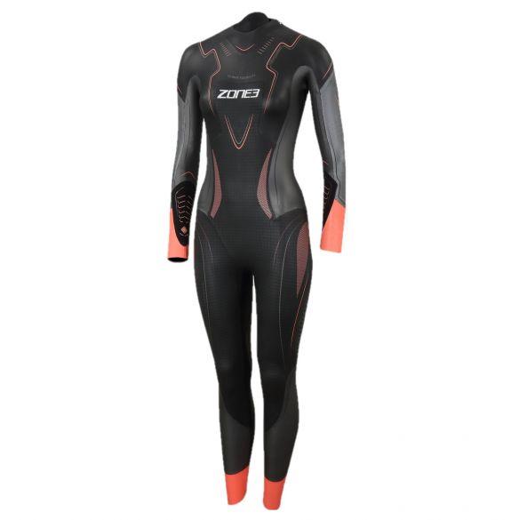 Zone3 Vanquish fullsleeve wetsuit dames  WS19WVAN101