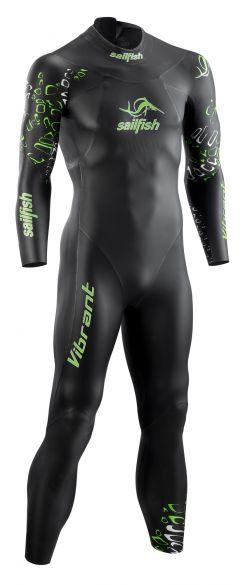 Sailfish Vibrant fullsleeve wetsuit heren   SL6544VRR