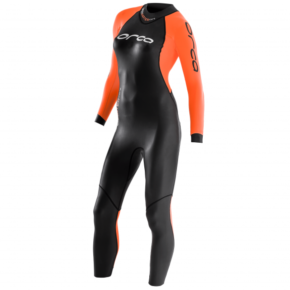Orca Core openwater lange mouw wetsuit dames  HVNU