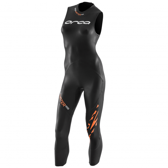 Orca Openwater RS1 mouwloos wetsuit dames  JVNM01