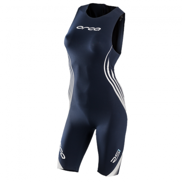 Orca RS1 swimskin blauw dames  HVSB04