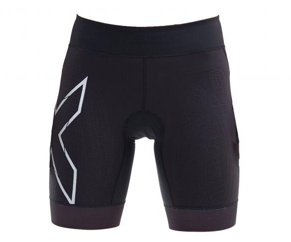 2XU Compression tri shorts zwart dames  WT5524b-BLK/BLK