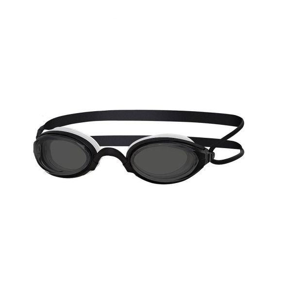 Zoggs Fusion Air zwembril zwart - donkere lens  304755