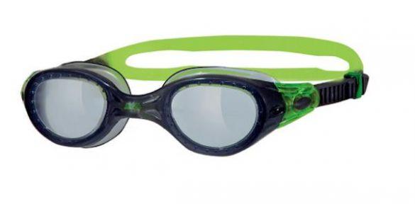 Zoggs Phantom getinte zwembril groen  307871