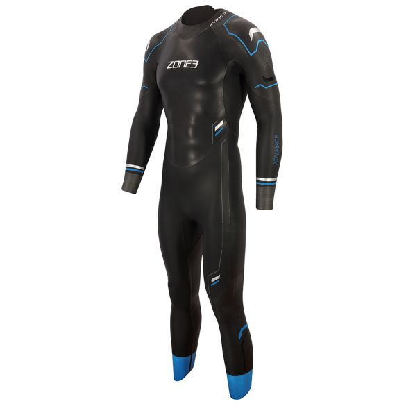 Zone3 Advance lange mouw wetsuit heren  WS21MADV101