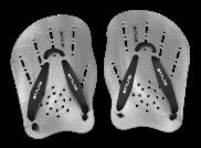 Handpeddels zilver