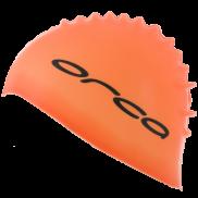 Orca silicone badmuts oranje